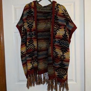 American eagle open sweater